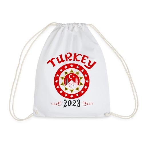 Tuerkei 2023 cp - Turnbeutel