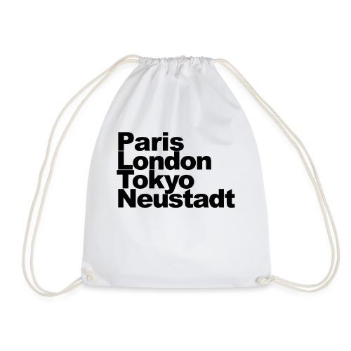 Weltstadt Neustadt - Turnbeutel