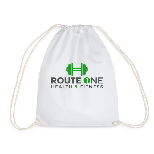 Route 1 Health and Fitness - Drawstring Bag
