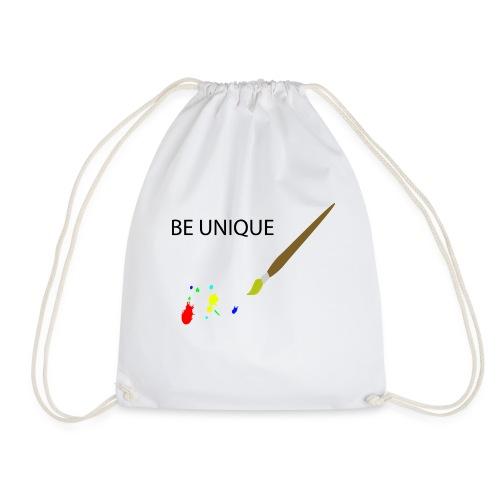 Be Unique - Turnbeutel