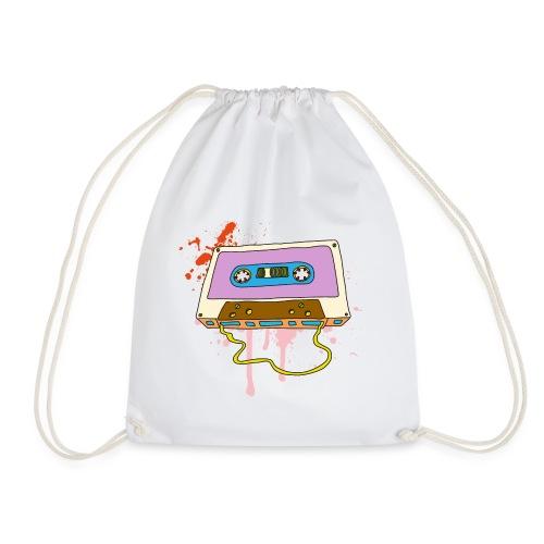 Musik Kassette Walkman Magnettonband Retro Vintage - Drawstring Bag
