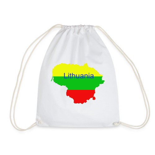 Lithuania - Drawstring Bag