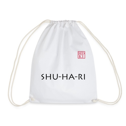 Shu-ha-ri HDKI - Drawstring Bag