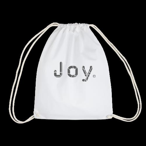 Joy Logo - Turnbeutel
