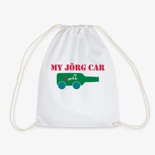 MY JÖRG CAR (Mallorca) #me2 - Turnbeutel