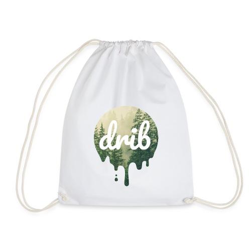 Drib Apparel Forest - Drawstring Bag