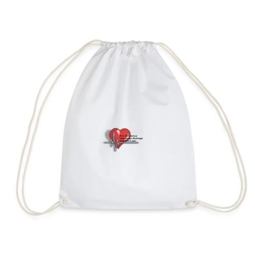 cardiac B12 - Drawstring Bag