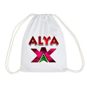 ALYA LOGO LONG - Gymbag