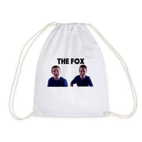 THE FOX - Deluxe Damesshirt - Gymtas