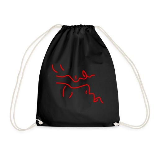 Lost in you - Drawstring Bag