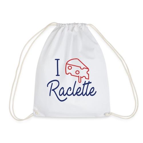 I LOVE RACLETTE - Sac de sport léger