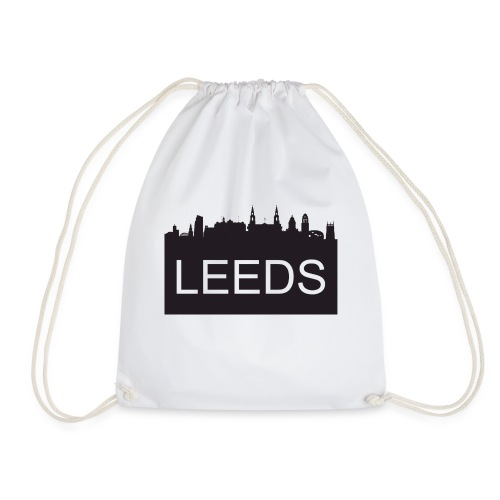TYS - Leeds Skyline - Drawstring Bag