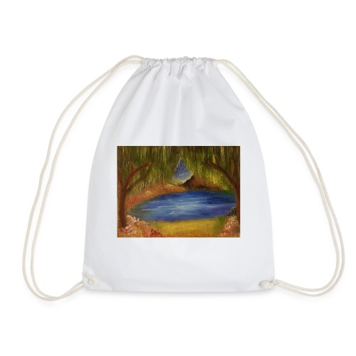 hop1 - Drawstring Bag