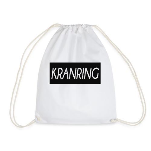 Kranring_Shirt_Logo - Gymnastikpåse