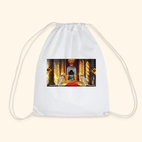 The Carrot King - Drawstring Bag