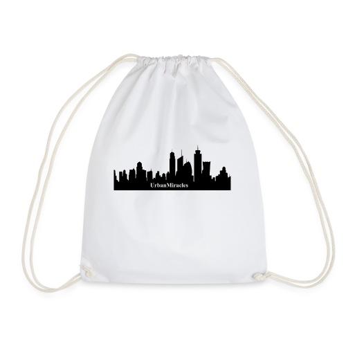 um skyline - Drawstring Bag