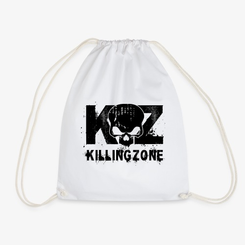 Killingzone Logo - Turnbeutel