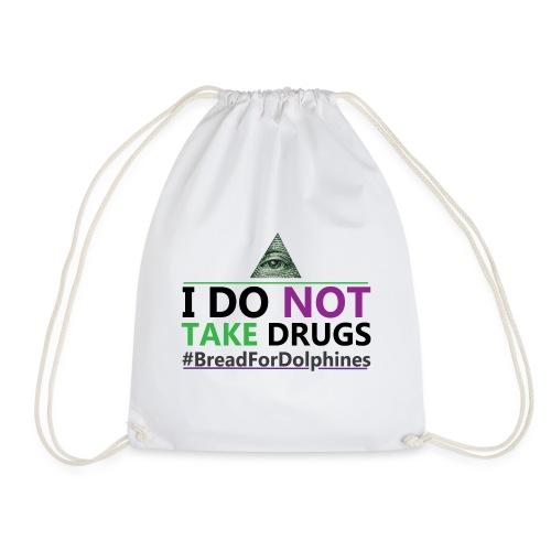Drugs Friendly - Drawstring Bag