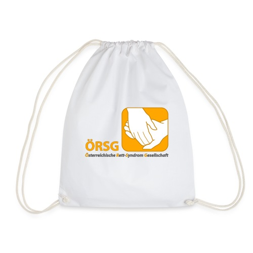 Logo der ÖRSG - Rett Syndrom Österreich - Turnbeutel