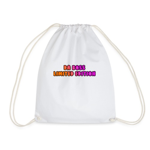 Limited Edition - Drawstring Bag