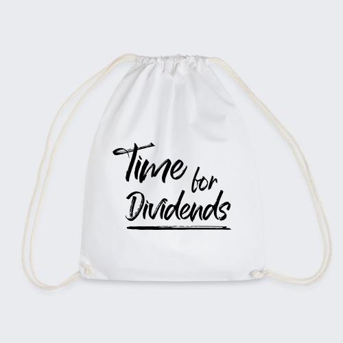 Time for Dividends - Turnbeutel