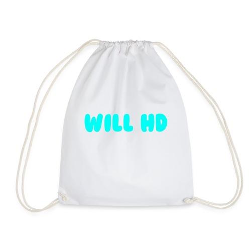 Will HD Merchandise - Drawstring Bag