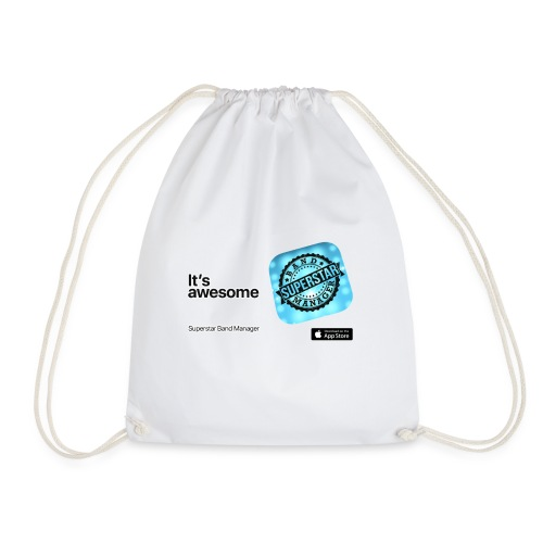 It's awesome - Drawstring Bag