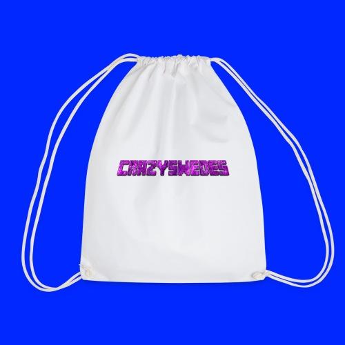 CrazySwedes PurpleThunder - Gymnastikpåse