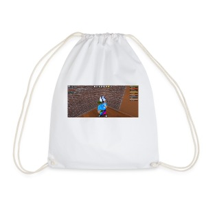 panda time - Drawstring Bag