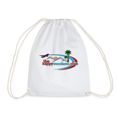 The Happy Wanderer Club - Drawstring Bag