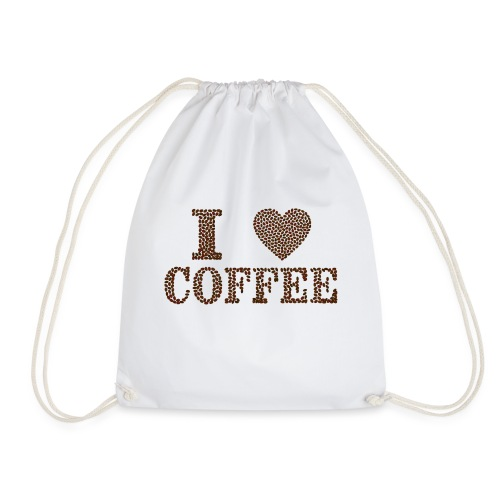 Isle of Coffeelover - Drawstring Bag
