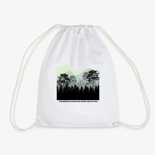 wearenature2 - Drawstring Bag