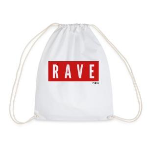 RAVE - Turnbeutel