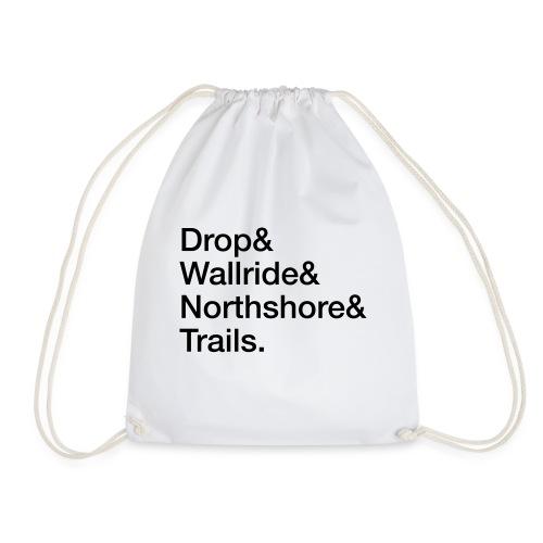 Drop & Wallride & Northshore & Trails - Turnbeutel