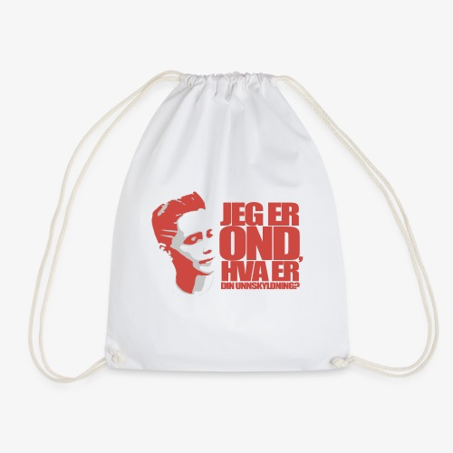 BEOP - OND Original design LYS - Gymbag