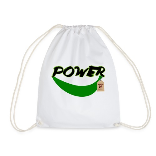 Plátano Power-Made in DR - Mochila saco