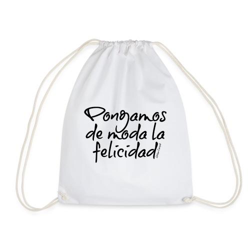 Pongamos de moda la felicidad design - Mochila saco