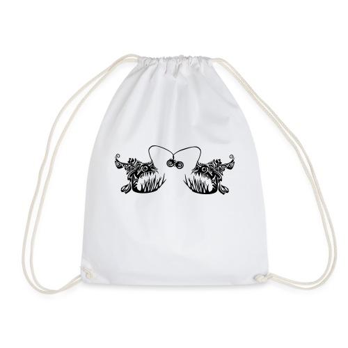 Anglerfish Issues - Drawstring Bag