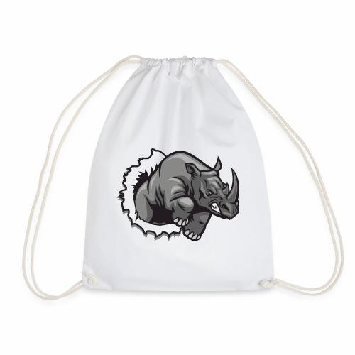 Méchant rhinocéros - Sac de sport léger