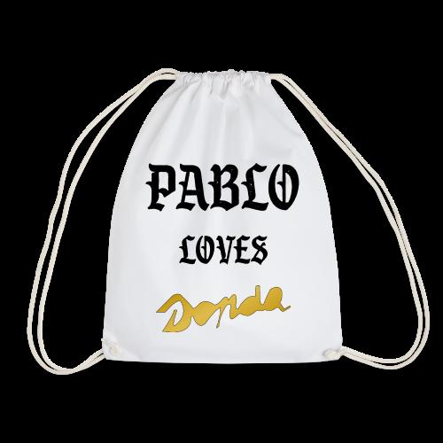 Pablo loves Donda - Sac de sport léger