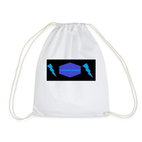 Thunder strike yt - Drawstring Bag