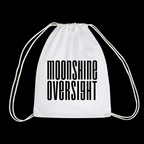 Moonshine Oversight noir - Sac de sport léger