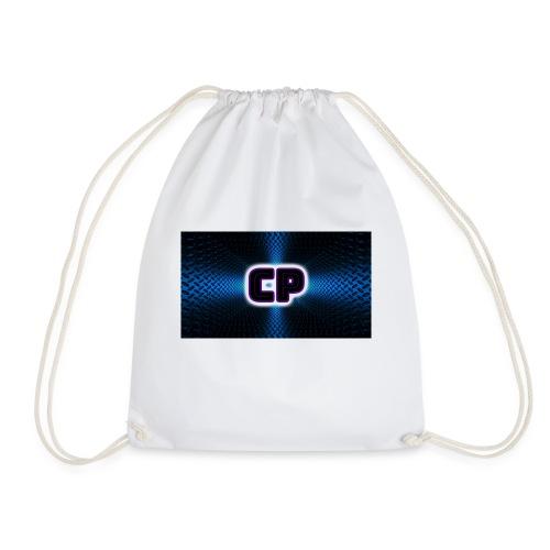logo club pingvin - Gymbag