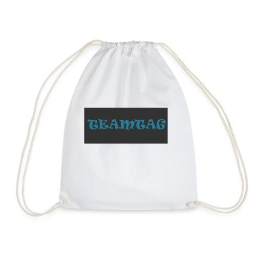 #TEAMTAG Clothing Line 1 - Drawstring Bag