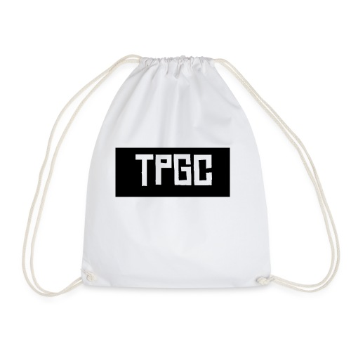 The Pro Gamer Chidi Logo - Drawstring Bag