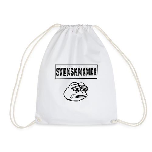 svenskmemer (PEPE) - Gymnastikpåse