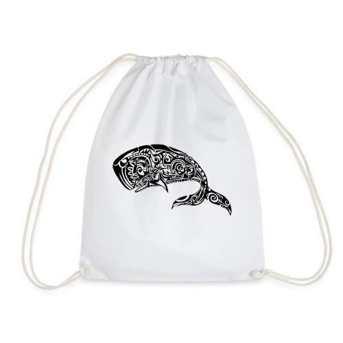 Dear Moby - Drawstring Bag