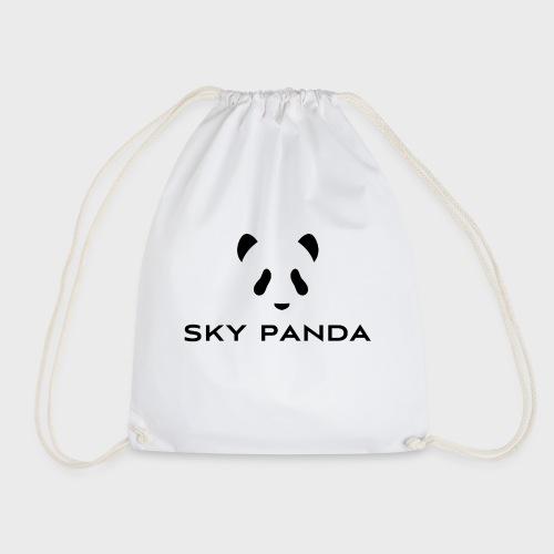 Sky Panda Logo - Turnbeutel