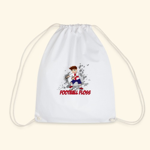 England Football Floss - Drawstring Bag
