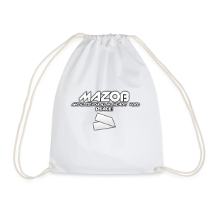 Ill See You All In The Next Video Mazob Grey Stree - Drawstring Bag